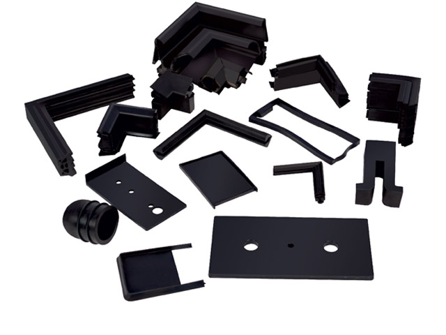 Rubber Seals - Injection Press Production