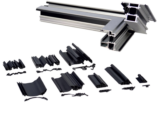 Rubber Profiles - Extrusion Manufacturing