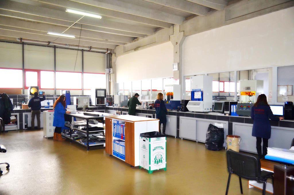 Laboratory & R & D  Quality Control